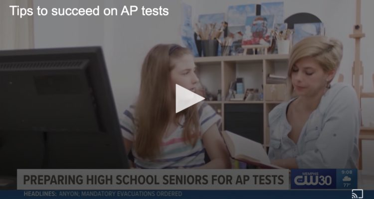 Tips to succeed on AP tests